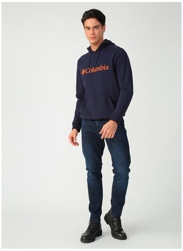 Columbia Columbia CS0030 Csc Basic Logo Erkek    Sweatshirt Lacivert
